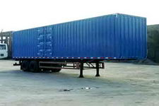 金龙13米15吨2轴厢式运输半挂车(NJT9210XXY)