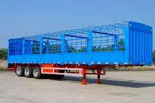 金龙13米30吨3轴仓栅式半挂车(NJT9380CXY)