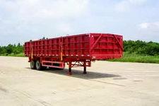 金龙10.7米24吨2轴翼开启厢式半挂车(NJT9340XYK)