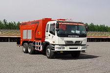 思嘉特牌SJT5252TYL型乳化沥青稀浆封层车图片