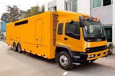 东方牌HZK5220TDY型工程救险车图片