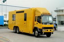 赛沃牌SHF5230TQX型工程抢险车图片
