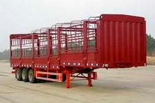 金龙13米31吨3轴仓栅式半挂车(NJT9390CXY)