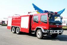 飞雁牌CX5210GXFSG90型水罐消防车
