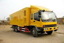赛沃牌SHF5232TQX型工程抢险车图片