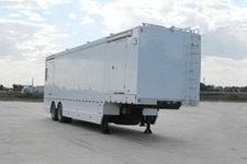 迪马牌DMT9220XDS型半挂电视车图片