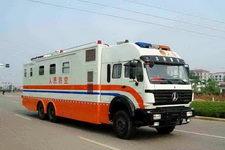 天柱山牌CAJ5210YZH型应急指挥车