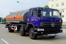 培新牌XH5256GHY型化工液体运输车图片