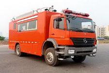 圣路牌SLT5160XZHEH1型通讯指挥车图片