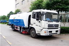 三力牌CGJ5161TQS型清洗扫路车图片
