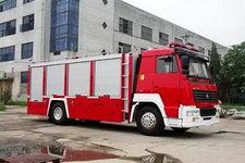 隆华牌BBS5190GXFSG80S型水罐消防车