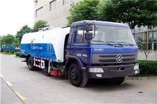 三力牌CGJ5160TQS型清洗扫路车图片