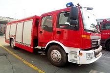 隆华牌BBS5150GXFPM50M型泡沫消防车
