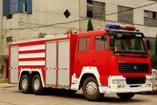 隆华牌BBS5260TXFGP100型干粉泡沫联用消防车