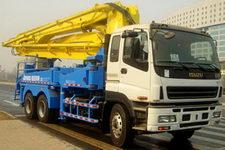 建友牌SDX5291THB型混凝土泵车