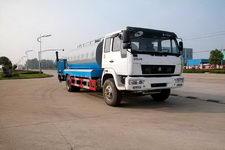 华威驰乐牌SGZ5160GLQZZ3型沥清洒布车图片