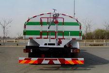 华林牌HLT5165GSSEV型纯电动洒水车图片2