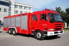 中卓时代牌ZXF5200TXFGQ120型供气消防车