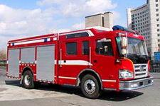 飞雁牌CX5180GXFSG50CS型水罐消防车