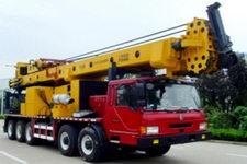 万山牌WS5510TZJ80型钻机车图片