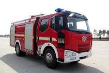 飞雁牌CX5180GXFAP65型A类泡沫消防车