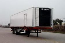 金龙14.6米29.4吨3轴冷藏半挂车(NJT9400XLC)