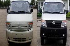 长安牌SC1025SA4CNG型两用燃料载货汽车图片
