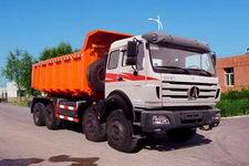 野驼牌DQG5310TYA型运砂车