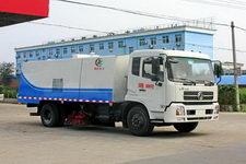 程力威牌CLW5160TSLD3型扫路车