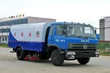 程力威牌CLW5160TSL3型扫路车