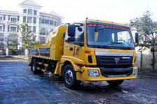 城市猎豹牌HDL5132THB型车载式混凝土泵车