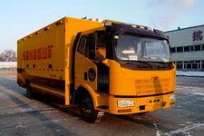 哈齿牌XP5160XXH型救险车