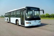 10.5米|24-38座海格城市客车(KLQ6108GAC5)