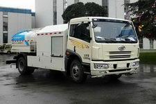 中联牌ZLJ5160GSSCABEV型纯电动洒水车图片