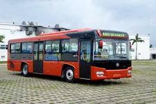 广通牌GTQ6107E4GJ5型城市客车
