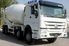 建友牌SDX5311GJBHO型混凝土搅拌运输车