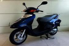 佛斯弟牌FT100T-4D型两轮摩托车图片