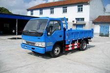 九马牌JM2825D型自卸低速货车