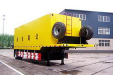 立一8.6米01轴道路检测半挂车(THY9180TLJG)