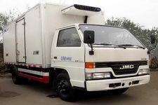 中集牌ZJV5042XLCSH型冷藏车