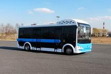 黄海牌DD6761G01N型城市客车