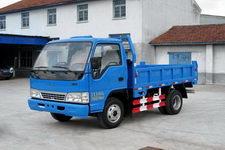九马牌JM4020D型自卸低速货车
