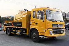 城市猎豹牌HDL5133THB型车载式混凝土泵车