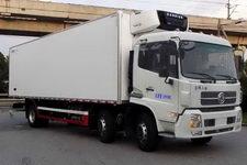 中集牌ZJV5250XLCSH型冷藏车