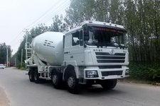 沃德利牌WDL5310GJB型混凝土搅拌运输车图片