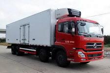 中集牌ZJV5310XLCSH型冷藏车