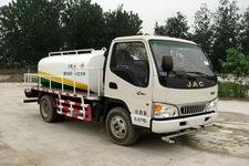 园林牌BYJ5071GPS型绿化喷洒车