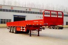 粱锋12米34吨3轴半挂车(YL9400)