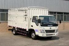 凯马国三单桥仓栅式运输车102-106马力5吨以下(KMC5043CSD3)