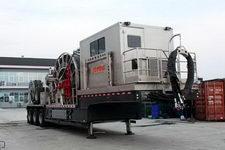 杰瑞牌JR9400TLG型连续油管作业半挂车图片